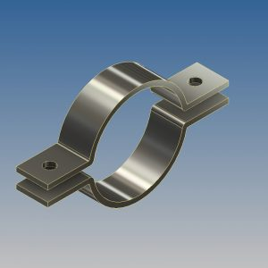Heavy Duty Split Band Clips