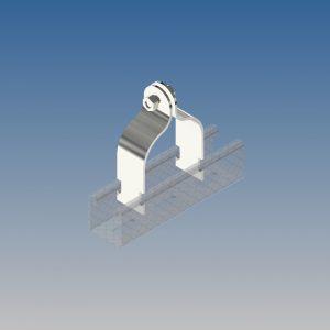 M Series Pipe Clip