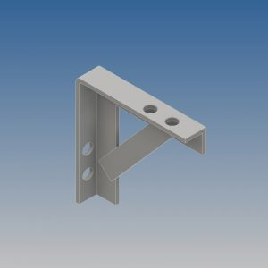 Bespoke Fire Protection Brackets