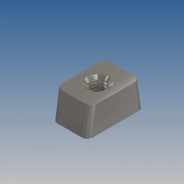M10 RD60 Mini Wedge Nuts