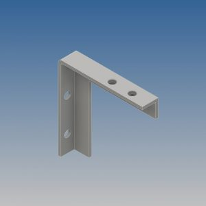 Welded Angle Bracket